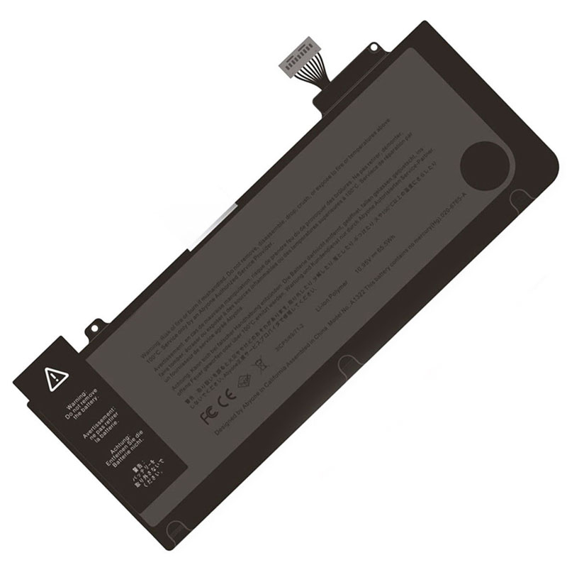 "A1322 A1278 Apple MACBOOK PRO 13"" MB990J/A MB991CH/A MB990*/A replacement battery"