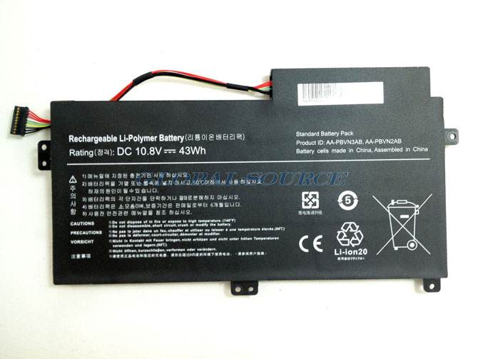 Samsung NP370R5E-A03FR NP370R5E-A03IT compatible battery