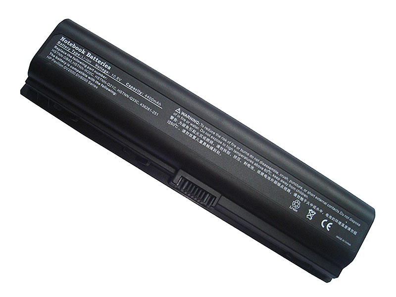 HSTNN-OB46 Hp pavilon dv6500(dv6670ej) 441243-362 battery